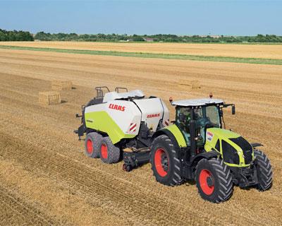 Трактор Axion 900