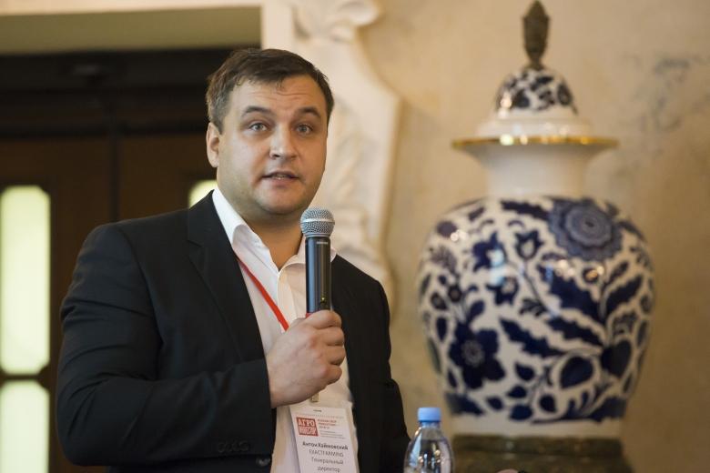 Антон Хаймовский, генеральный директор, Exact Farming