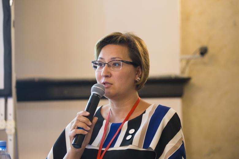 Инна Скрытникова, руководитель специальных проектов, Фонд развития интернет-инициатив