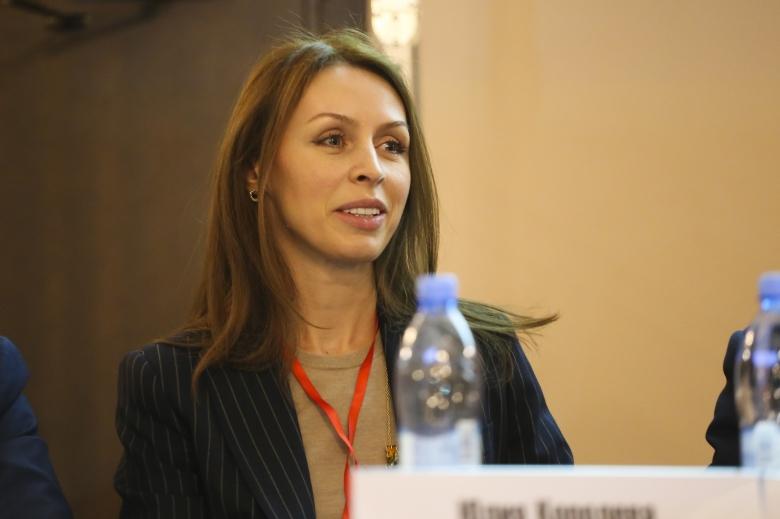 Юлия Королева, директор, Центр оценки качества зерна