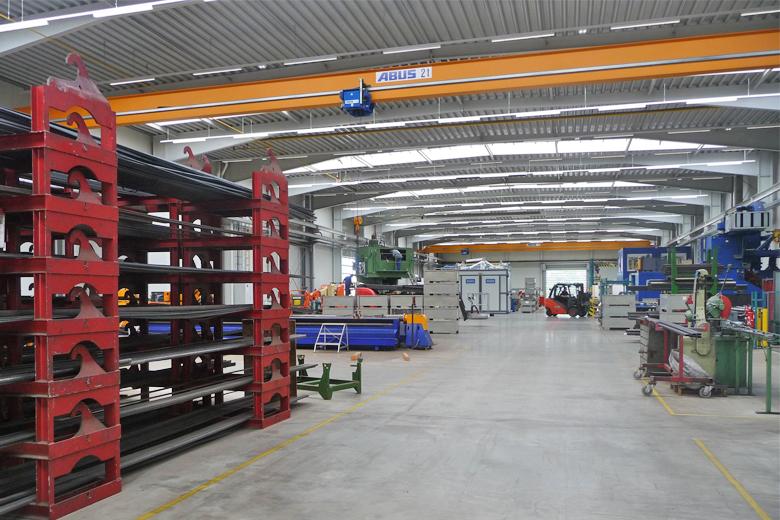 Производство техники Amazone вЛейпциге