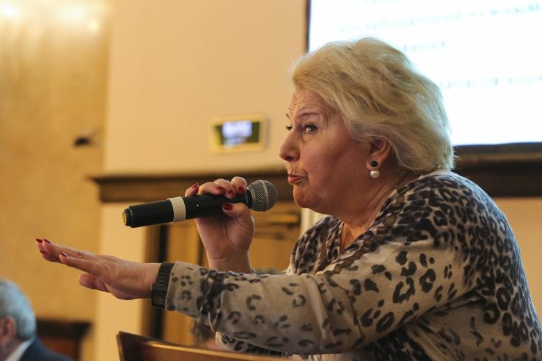 Галина Бобылева, генеральный директор, Росптицесоюз