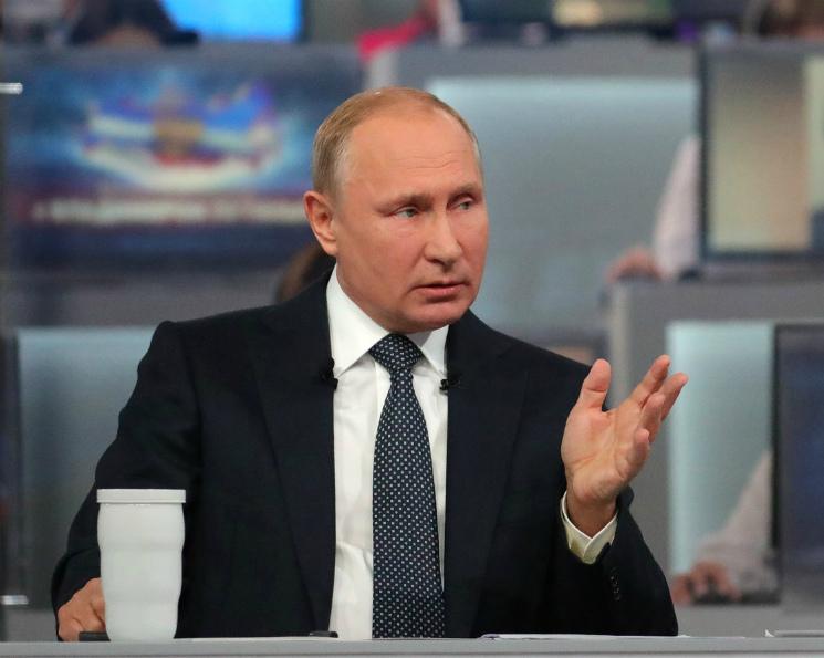 Владимир Путин: в2018 году экспорт агропродукции превысит $23 млрд