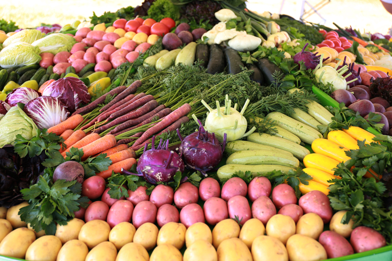 За год продовольствие подорожало на 23%