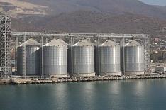 Мощность зернового терминала КСК к 2020 году увеличится на треть