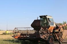 Мощность сельхозтехники в стране за пять лет уменьшилась на 12%