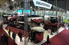 Крупнейшая международная выставка сельхозтехники Agritechnika 2017