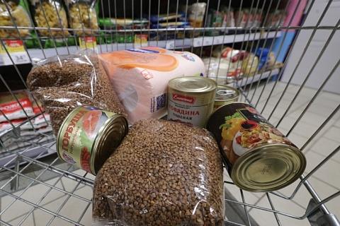 Производство продуктов питания увеличилось на 10%