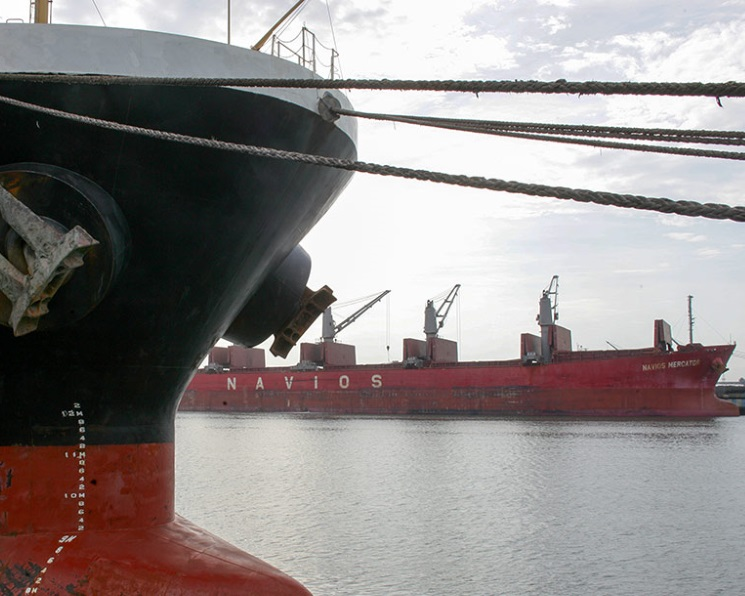 Экспорт зерна вмарте составил 5 млн тонн