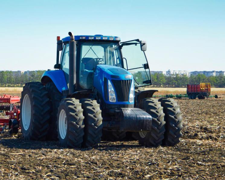 Темпы обновления сельхозтехники не растут
