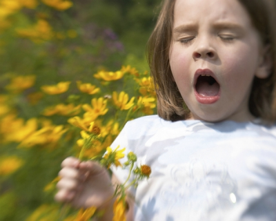 Новости зарубежья: обнаружена аллергия напестициды