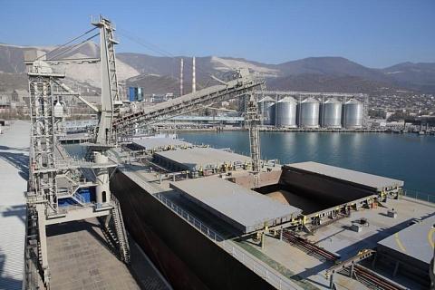К 2022 году объем перевалки зерна в российских портах может вырасти до 80,5 млн тонн