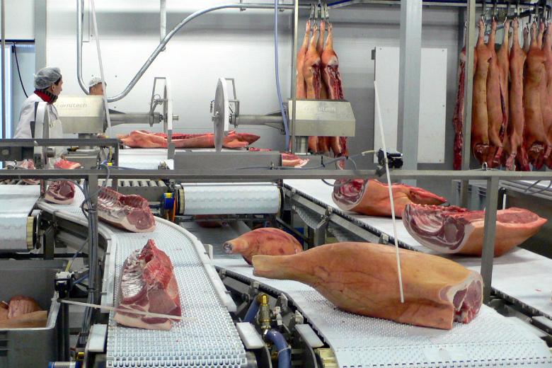 У «КоПитании» свинины больше, чем бройлера