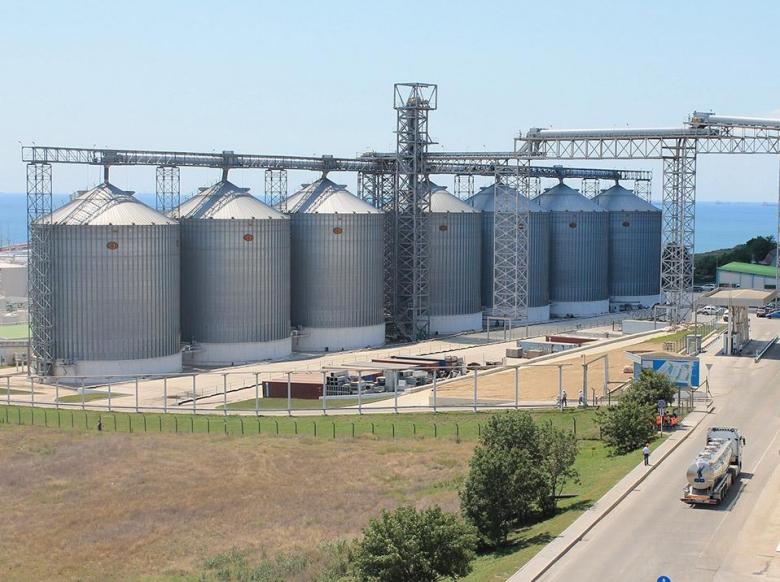 1. «Международная зерновая компания» (МЗК)