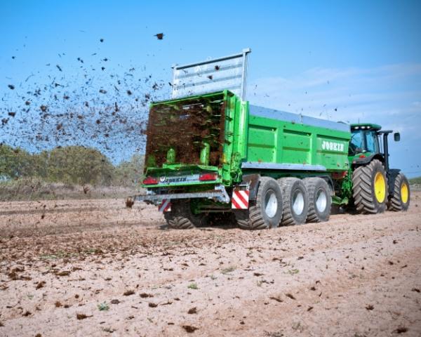 «Органичное» внесение: характерные ошибки при эксплуатации распределителей органических удобрений