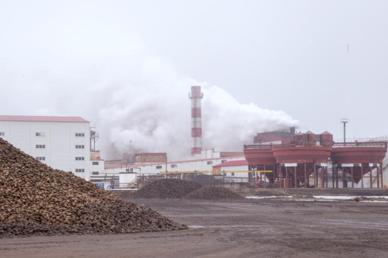 №4— «Елань-Коленовский сахарный завод»