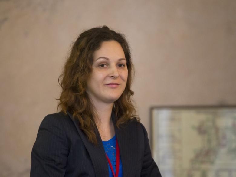 Валерия Зевакова, руководитель департамента технической поддержки клиентов, птицеводство, Cargill