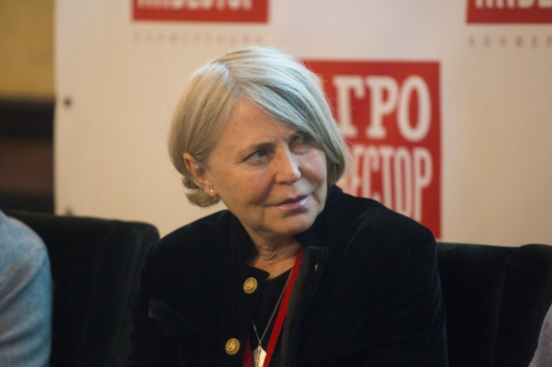Людмила Орлова, Национальное движения сберегающего земледелия, президент