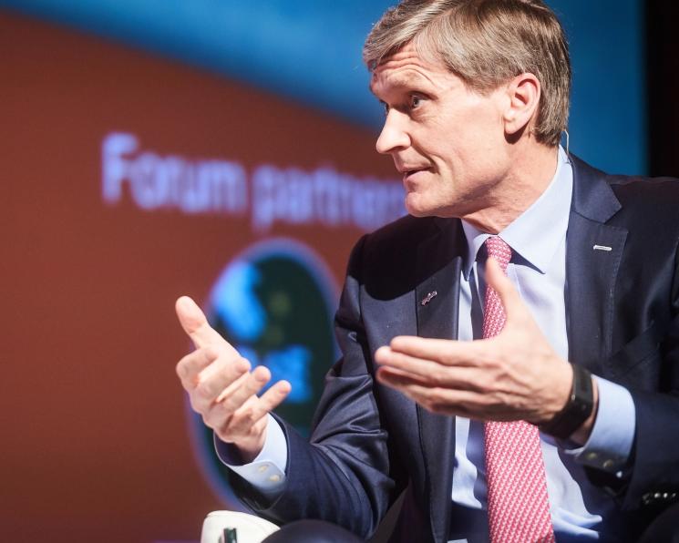 Эрик Фирвальд, Syngenta. «Изменение климата станет главным глобальным фактором»