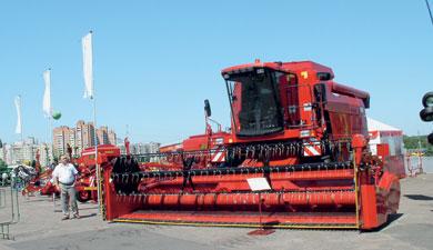 Омск сделает белорусские тракторы