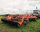 KUHN провел День поля вВоронежской области