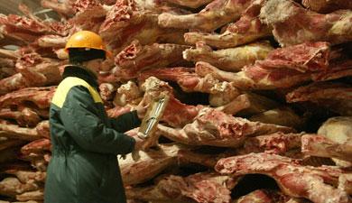 Импорт мяса наступает