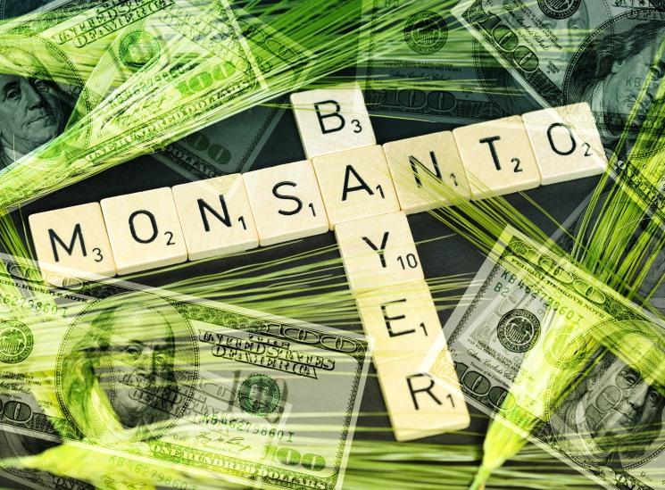 Событие года, Апрель 2018: ФАС одобрила слияние Bayer и Monsanto