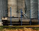 РЖД прекратили перевозку зерна вЛатвию