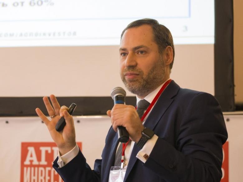 Виталий Шеремет, партнер, руководитель центра компетенций в АПК, KPMG (Россия и СНГ)