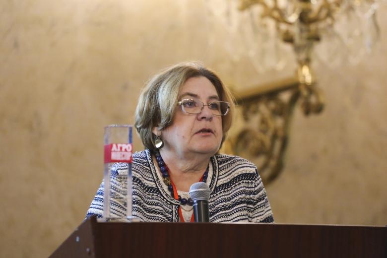 Ирина Епифанова, заместитель начальника, Управление контроля химической промышленности и АПК, ФАС России