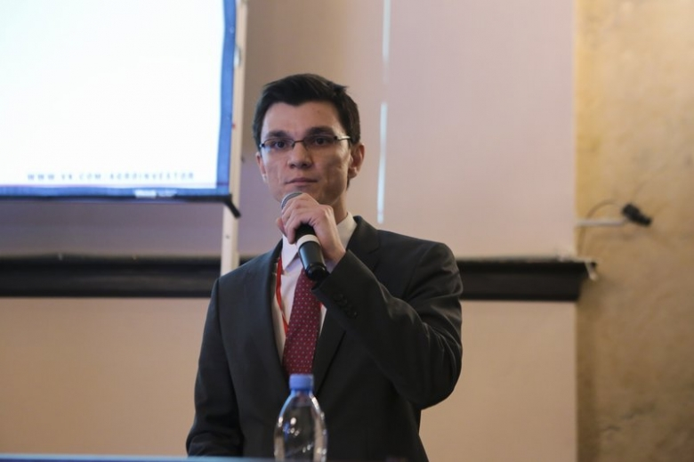 Ринат Хасанов, руководитель направления по работе с агропромышленными компаниями, Deloitte