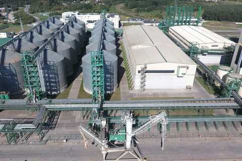 «Содружество» вложит 35 млрд рублей в зерновой терминал в Ленинградской области