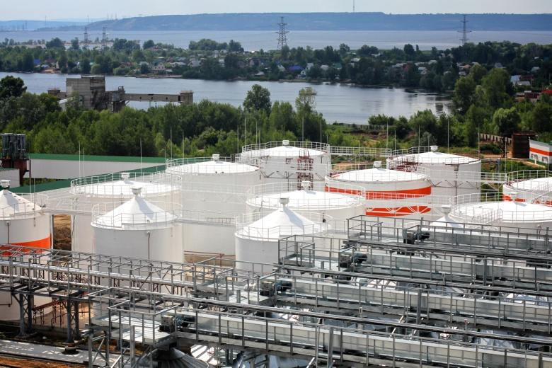 «Волжский терминал» построил новый МЭЗ за3 млрд рублей