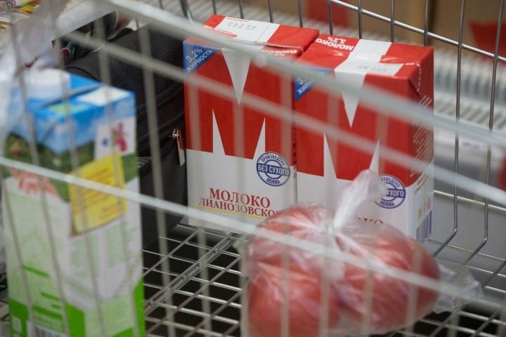 С 2012 года потребление молока снизилось на 13кг