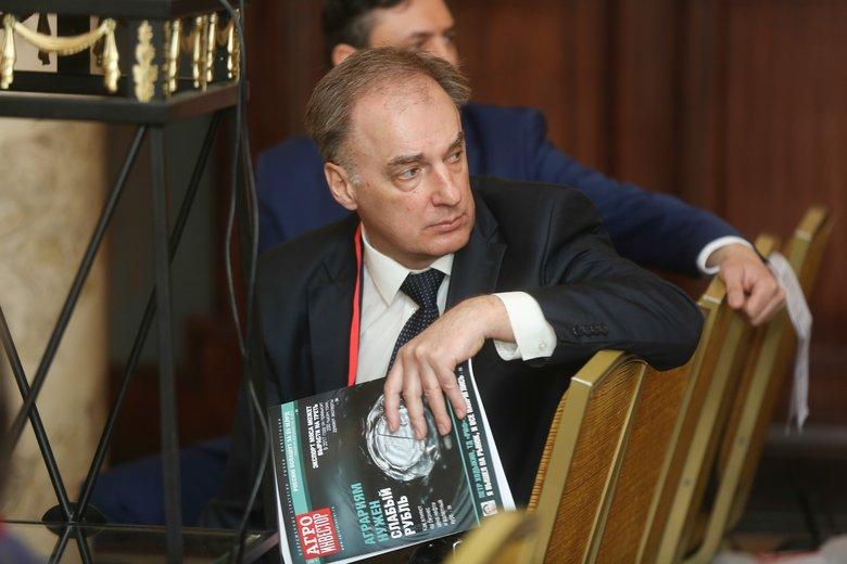 Владимир Петриченко, генеральный директор, «ПроЗерно»
