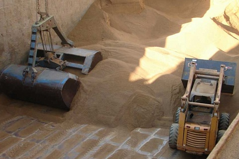 Во второй половине сезона может быть вывезено 15 млн тонн зерна
