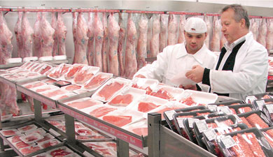 Потребление мяса: расстановка сил