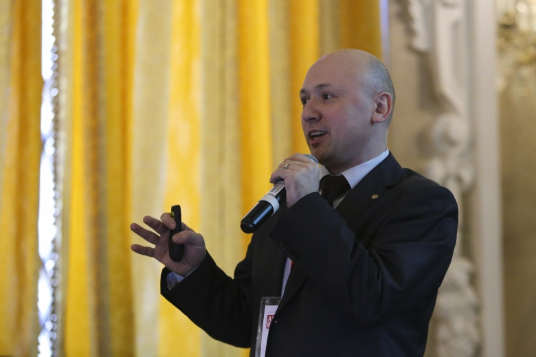 Алексей Японцев, руководитель по R&D (Россия и Казахстан), «Эвоник Химия»