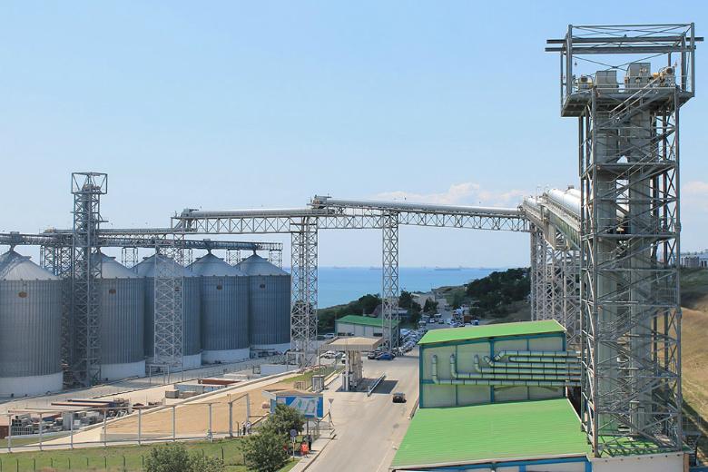 Международная зерновая компания («дочка» Glencore)— 2,957 млн т
