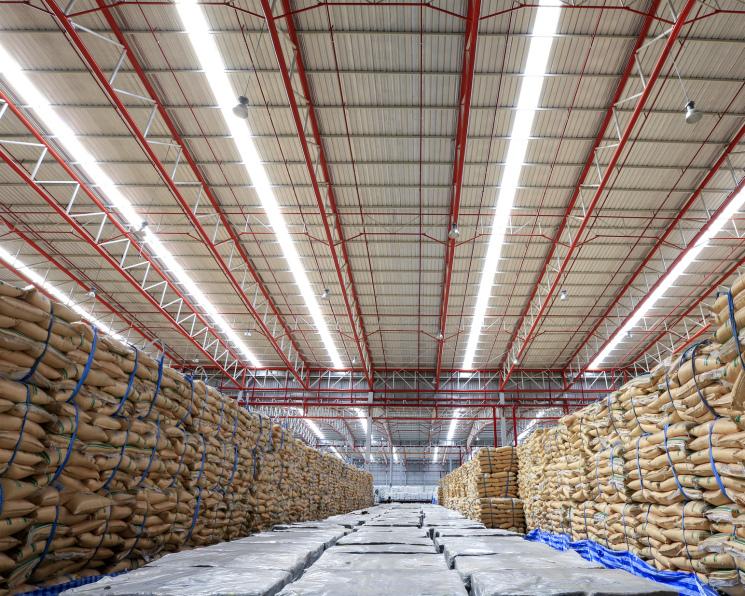 Экспорт сахара вырос в пять раз