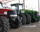 Количество сельхозтехники за 10 лет упало вдвое