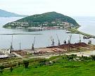 Порт Зарубино расширяется для зернового терминала