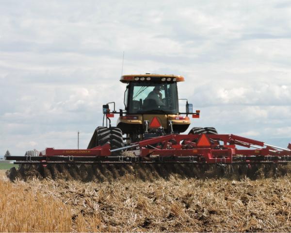 Совместное предприятие AGCO и«Русских машин» получит субсидии насельхозтехнику