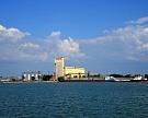 Новый зерновой терминал «Луис Дрейфус» будет запущен вдекабре
