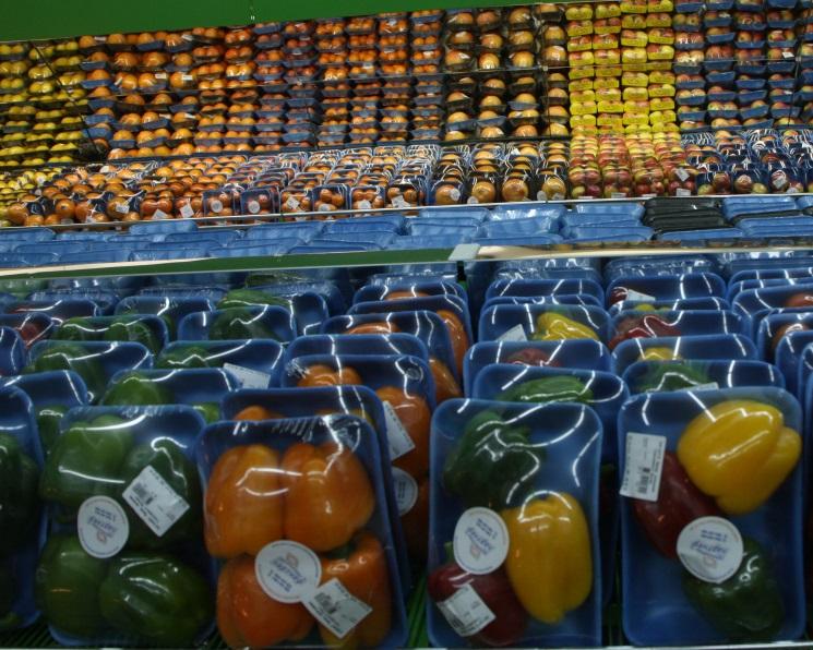 Россия сняла запрет натурецкие кабачки, перец исалат