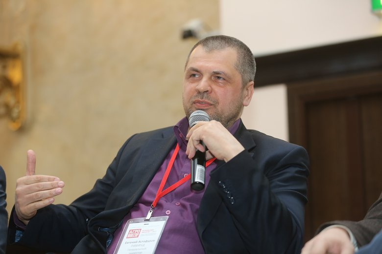 Евгений Астафуров, Генеральный директор, «Рамфуд»