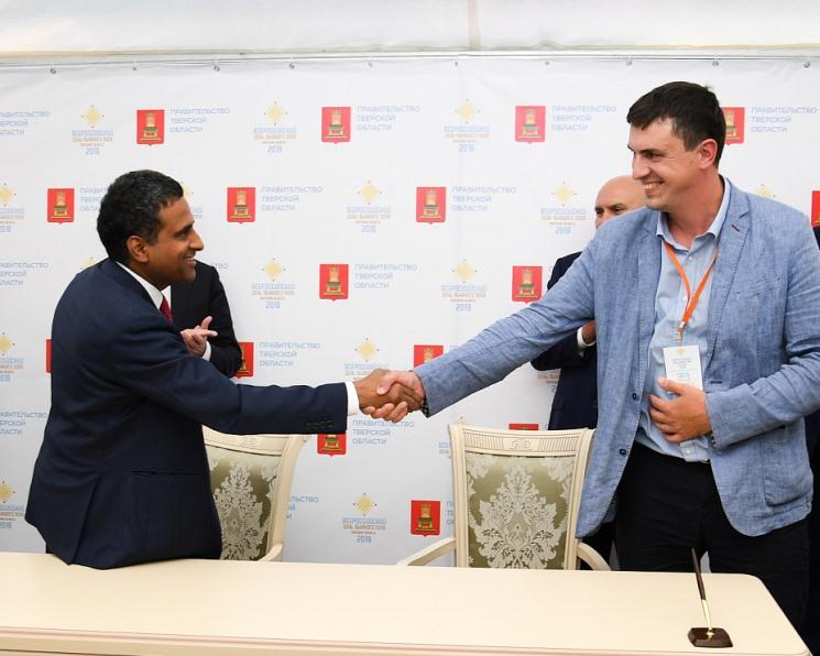 Новость партнера. «Лёнпром» будет поставлять волокно в Индию