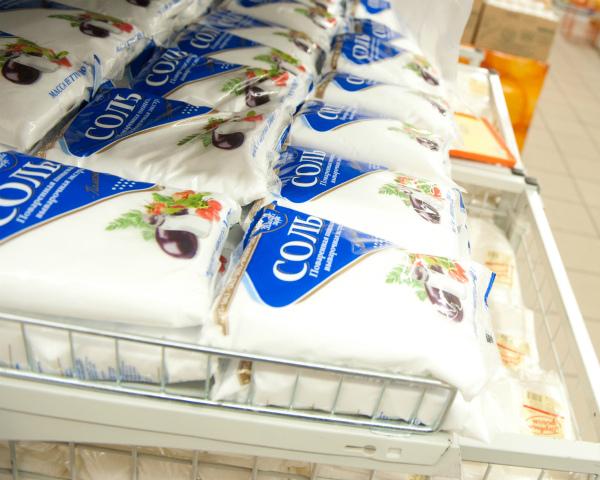 Запрет наимпорт соли никак неотразится напотребностях граждан России — Минсельхоз