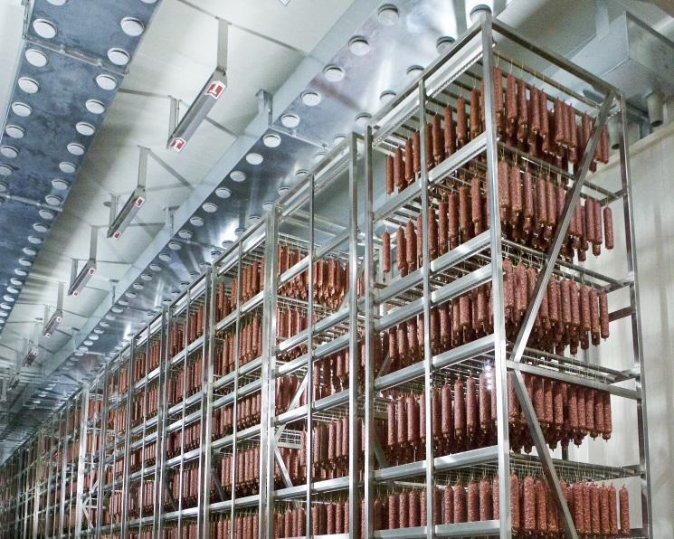 «Черкизово» открыло роботизированный завод вКашире