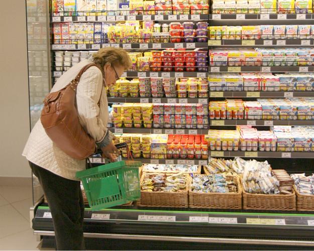 Удвоилось число россиян, недовольных качеством молока имяса